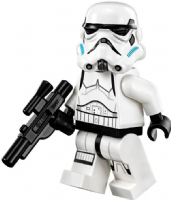 Lego Star Wars: Imperial Stormtrooper with Blaster - Minifigure